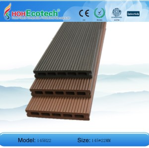 Anti-Slip Outdoor decking--WPC