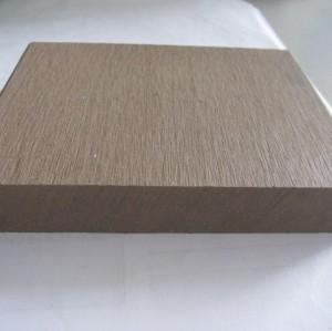 مكافحة الشيخوخة سطح الخشب البلاستيك