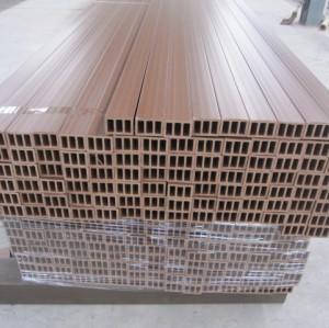 الخشب الحبوب WPC في الهواء الطلق على سطح السفينة
