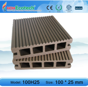 outside decking materials 100H25