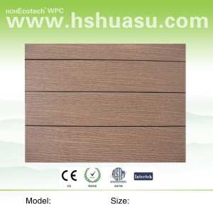 fashionable composite decking