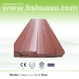 moisture resistant composite decking