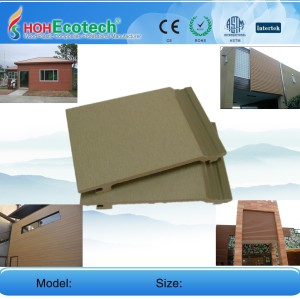WATERPROOF material wpc wall panel
