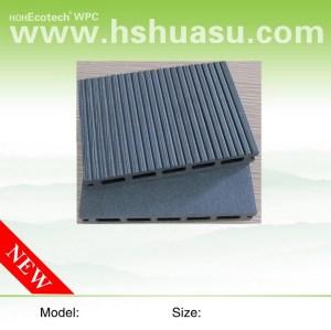 145H22 الأرضيات الخشبية البلاستيكية المركبة WPC انتاجية الأرضيات