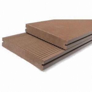 الأرضيات الصلبة الخشب البلاستيك WPC 146x21mm مركب انتاجية الأرضيات