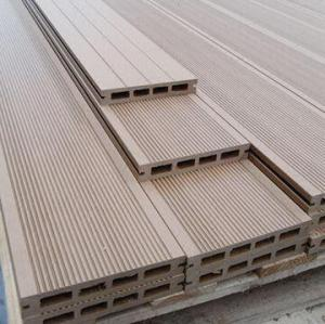 public construction material  Outdoor wpc decking tiles wpc flooring
