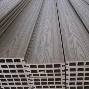 wood like composite decking