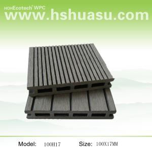 Plastic Wood Outdoor Decking (WPC)