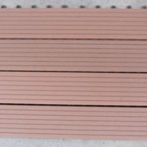 durable practical garden/home decoration WPC tile
