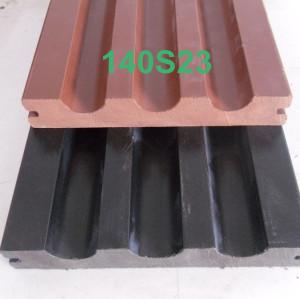 outdoor wpc decking /flooring 140X23MM