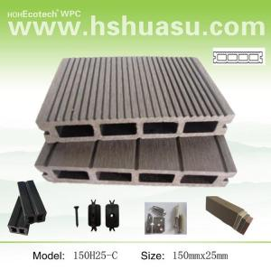 Hot! 150*25mm hollow deck/ WPC