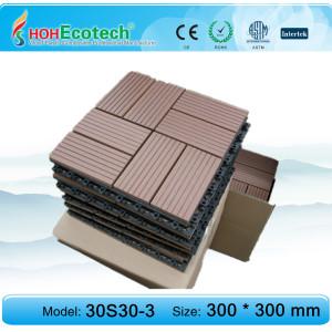 WPC decking WPC decking/flooring  tiles