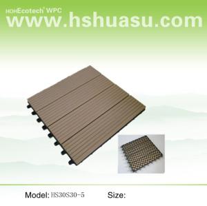 waterproof balcony decking tiles wpc decking tiles