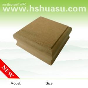 البوليمر الخشب حديدي