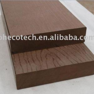 140x35mm solid wpc flooring composite decking wpc decking /flooring