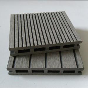 new model 100x17mm composite decking wpc decking /flooring