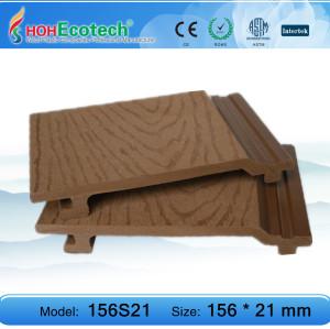 Шлифовальная поверхность композитных облицовки стен стеновые панели древесно-пластикового композита стеновые панели