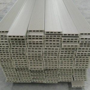 Hot! 150x25mm hollow deck/ WPC