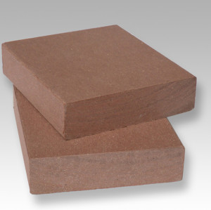 easily fabricated composite deck