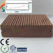 eco-free composite deck