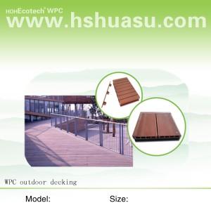waterproof composite deck