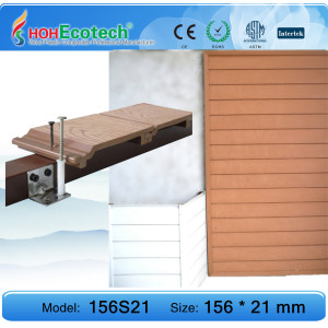 wpc wall cladding installation   Composite wall cladding   wpc  wall panel