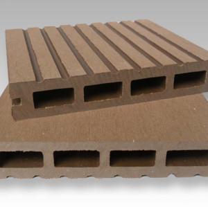 High quality PE WPC decking/Garden decking/Backyard decking