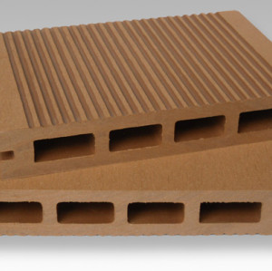 Wood composite decking WPC deck