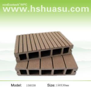 150x30mm التزيين انتاجية في الهواء الطلق انتاجية التزيين HOLLOW / الأرضيات