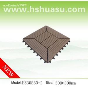 CE, ROHS,ASTM,ISO9001,ISO14001 WPC decking/flooring  tiles