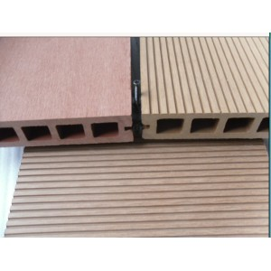 145X30mm wpc decking installation  eco-Friendly outdoor  composite deck  wpc Flooring
