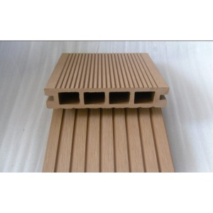 Hollow 145x22mm  wpc decking installation  eco-Friendly outdoor  composite deck  wpc Flooring