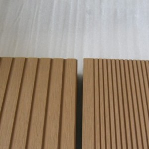 WPC التزيين / أرضيات مجوفة 135x25mm