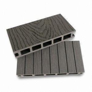 Embossing 160x25mm wpc decking /flooring board