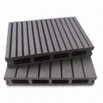 147X23mm   Hollow wpc decking /flooring board