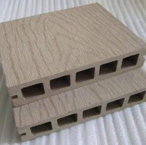 145X30MM  outdoor   Hollow wpc decking /flooring board