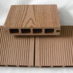 OUTDOOR  composite decking  Hollow wpc decking /flooring board