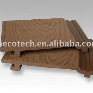 legno plastica pannello composito a parete