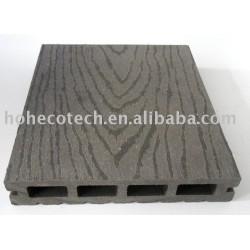 Huasuの木プラスチック合成物の床