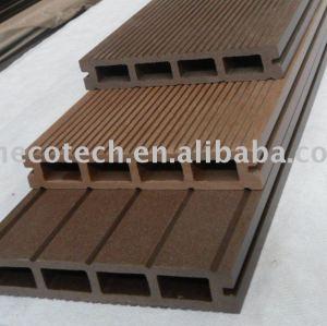 деревянная пластичная составная доска настила wpc