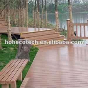 Synthetic Wood Plastic Composite Decking /WPC Floor/WPC decking