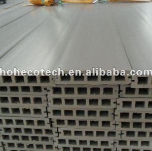 Hollow composite decking board wpc decking floor