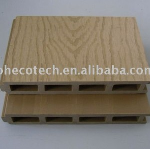 Como madera decking del wpc - - iso14001