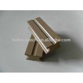 wood plastic composite solid joist