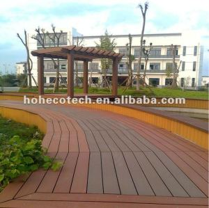 WPC decking/wood plastic composite