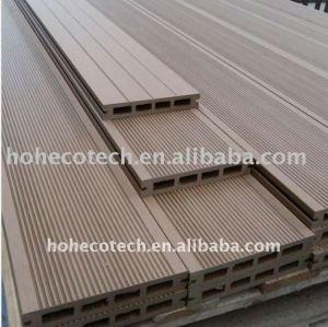 2011 composite synthetic decking WPC decking/flooring Wood-Plastic (CE, ROHS, ASTM, Intertek)