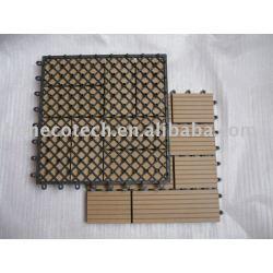 Huasu WPCのサウナ板(ISO9001、ISO14001、ROHSのセリウム)