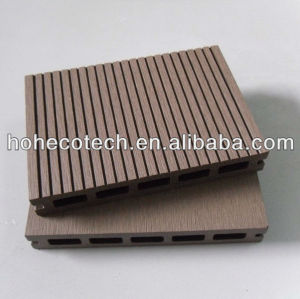 wood/wooden decking barge