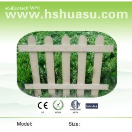 good quality wpc fence