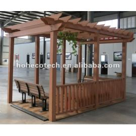 Beautiful,durable wpc leisure products, wooden house